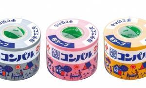 ニチバン コンパル テープ ラベル